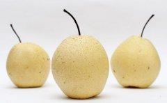 得了白癜风能吃梨吗?